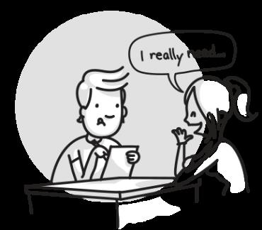 مصاحبه با مشتری